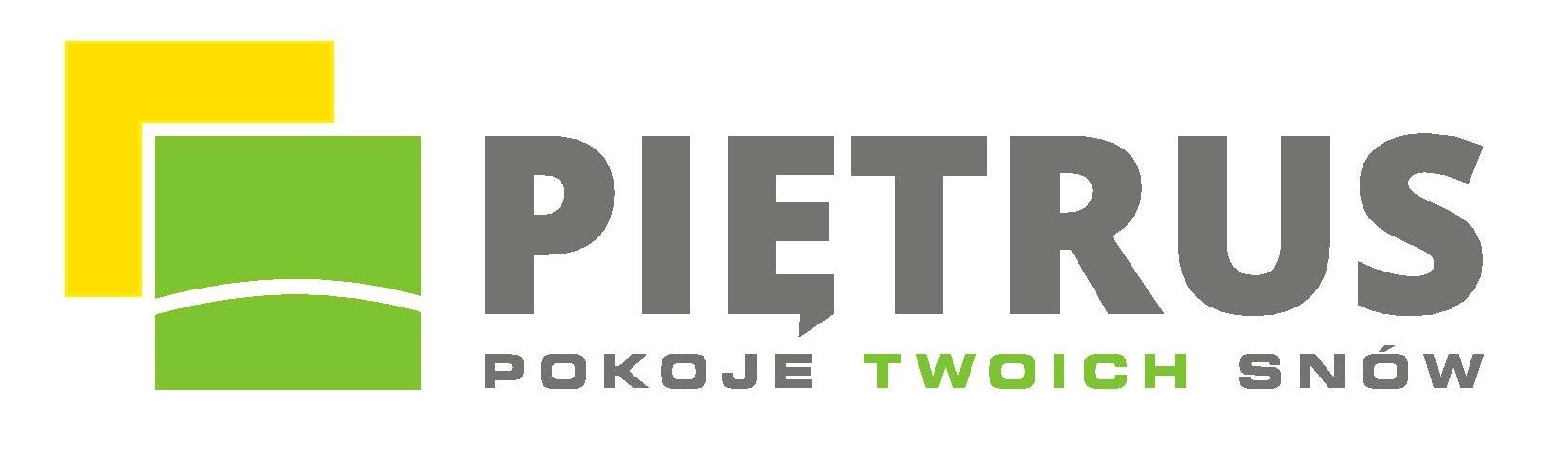 Logo firmy Piętru - Pokoje Twoich Snów