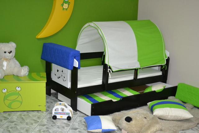 Baner Pietrus - Łóżka piętrowe, łóżeczka, meble do pokoi dziecięcych i młodzieżowych
