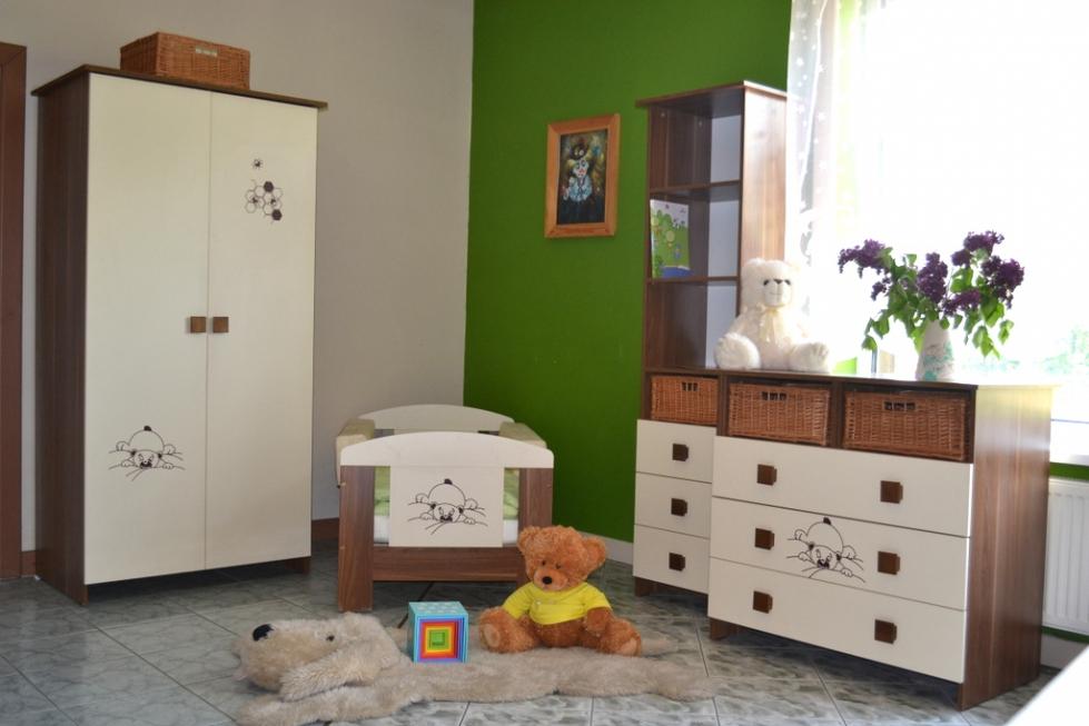 Meble W Kolekcji Animals łóżeczka Dziecięce łóżka
