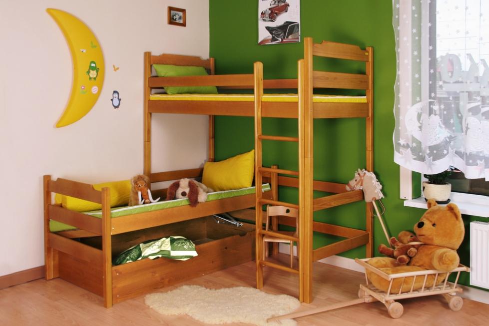 Meble W Kolekcji Karol łóżeczka Dziecięce łóżka Piętrowe