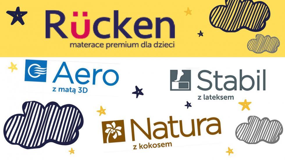 PORÓWNANIE - Materace premium dla dzieci Rucken. Czym się różnią? Zastanawiasz się, który wybrać?