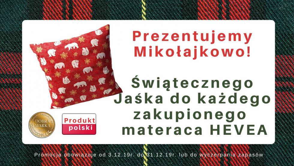 Prezentujemy Mikołajkowo- HEVEA