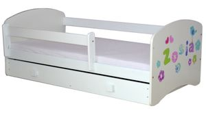 Łóżko Colors z szufladą