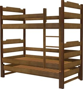 Łóżko Karol potrójne