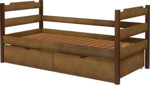 Łóżko Karol z szufladami