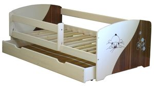 Łóżko Monte z szufladą