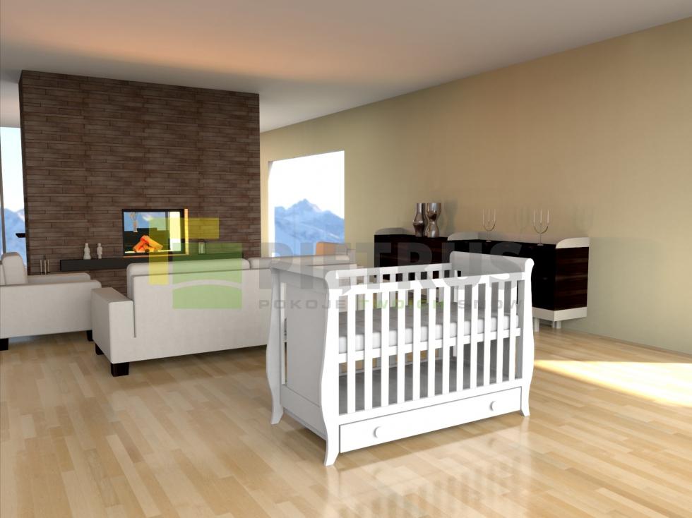 pokoje niemowlęce � �243żeczka dziecięce �243żka piętrowe