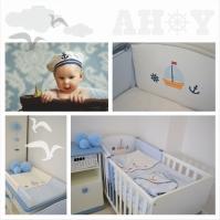 Piętrus - Pokoje niemowlęce